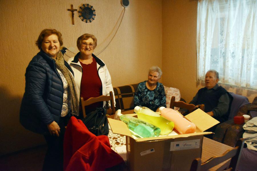 """""""Zaželi bolji život u općini Čačinci""""- korisnici ne mogu zamisliti život bez pomoći asistentica"""